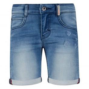 Retour jeans boys jeans short korte broek Loek in de kleur jeansblauw