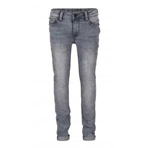 Indian blue jeans kids boys grey Ryan skinny fit in de kleur grijs