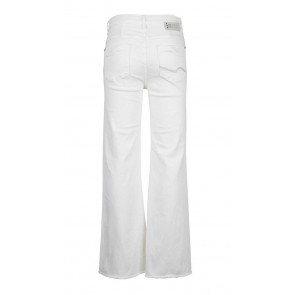 Indian blue jeans girls joy wide fit denim broek in de kleur white