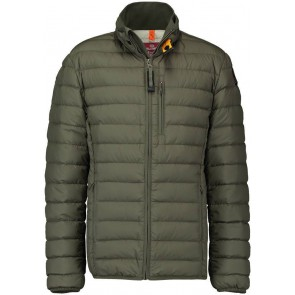 Parajumpers boys ugo jacket in de kleur fisherman grijs