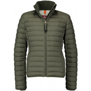Parajumpers girls Geena jacket in de kleur fisherman grijs
