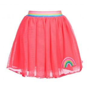 Billieblush tule rok in de kleur koraal roze