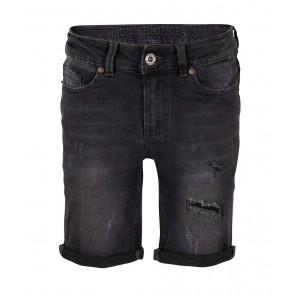 Indian blue jeans black Andy short korte broek in de kleur zwart