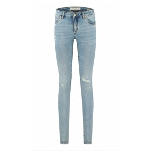 Circle of trust girls Poppy jeans broek in de kleur blue dessert jeansblauw