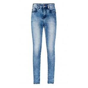 Retour jeans kids girls Brianna lange jeans broek in de kleur jeansblauw