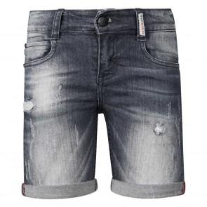 Retour jeans boys short korte broek Stephen in de kleur grijs