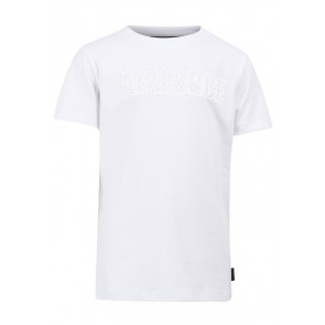 Airforce kids boys outline t-shirt in de kleur wit