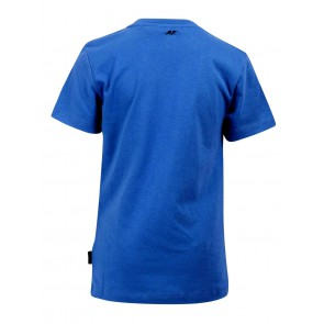 Airforce kids boys outline t-shirt in de kleur kobalt blauw