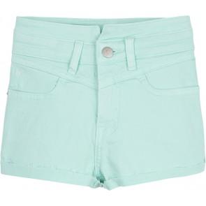 Calvin Klein kids girls korte broek relaxed fit in de kleur mintgroen