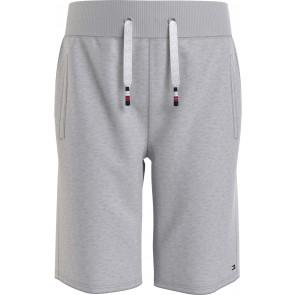 Tommy Hilfiger kids boys essential sweatshorts korte broek in de kleur grijs