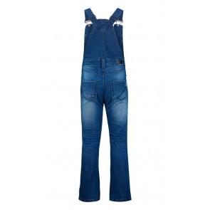 Retour jeans kids girls tuinbroek Saskia in de kleur medium blue denim jeansblauw