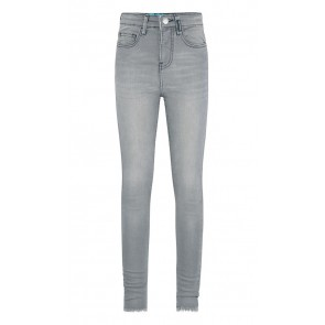 Retour jeans kids girls Brianna skinny jeans in de kleur light grey denim
