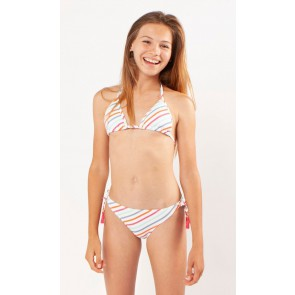 Barts kids triangle bikini Airlie in de kleur multicolor