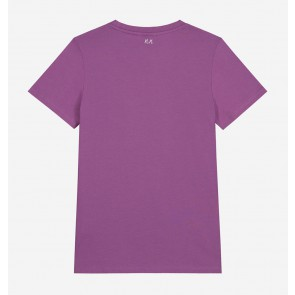 Nik en Nik kids girls Anyone t-shirt in de kleur Raspberry paars