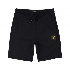 Lyle and Scott junior sweat short korte broek in de kleur zwart