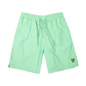 Lyle and Scott junior swimshorts zwembroek in de kleur helder groen