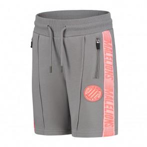 Malelions junior kids homekit short korte broek in de kleur grijs