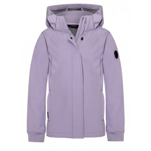 Airforce kids girls summer softshell zomerjas in de kleur lavender lila