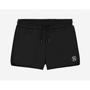 Nik en Nik kids girls sylvia shorts korte broek in de kleur zwart