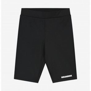 Nik en Nik kids girls Sofia cycling shorts korte broek in de kleur zwart