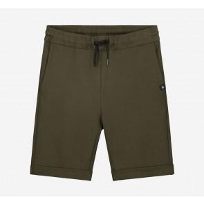 Nik en Nik kids boys korte broek Ferdy short in de kleur dark forest green