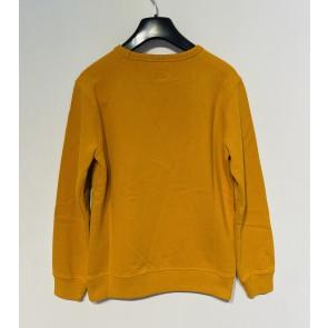 CP Company undersixteen kids sweatshirt crew neck sweater in de kleur oranje