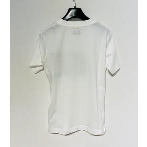CP Company undersixteen kids t-shirt met logo print in de kleur wit