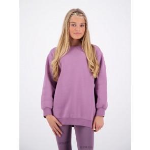 Reinders kids girls yara fay lange sweater trui in de kleur paars