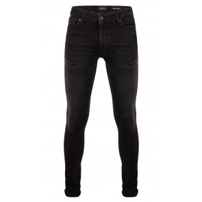Rellix boys jeans broek Xyan skinny fit in de kleur zwart