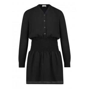 AI&KO kids girls jurk Jasmine in de kleur zwart