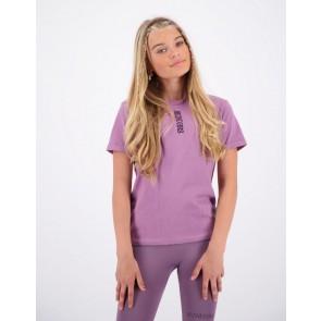 Reinders kids girls Livia t-shirt slim fit in de kleur lila/paars