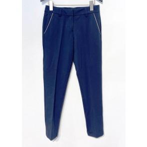 Hugo Boss kids girls zachte pantalon broek in de kleur donkerblauw