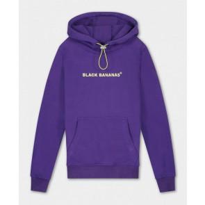 Black Bananas kids JR Mania hoody sweater trui in de kleur paars