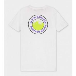 Black Bananas kids JR turbo tee shirt in de kleur wit