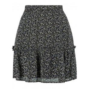 Circle of trust kids girls Kate skirt rok in de kleur blue water zwart