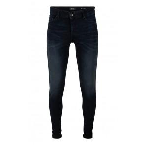 Rellix boys jeans broek Dean tapered in de kleur dark grey denim