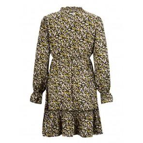 Retour jeans kids girls Ilda dress jurk met bloemenprint in de kleur multicolor