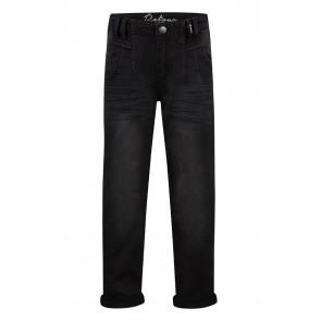 Retour jeans girls Ivory mom jeans fit in de kleur black denim