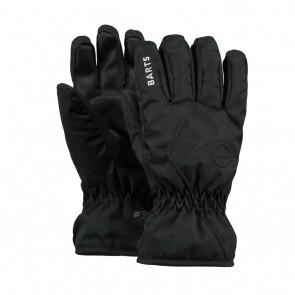 Barts kids basic ski gloves handschoenen in de kleur zwart