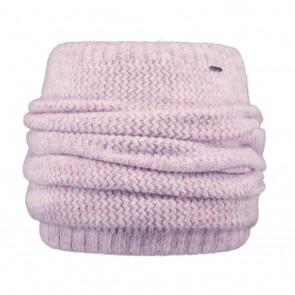 Barts kids Shae col sjaal scarf in de kleur pink zachtroze
