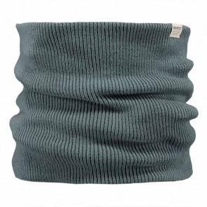 Barts kids Kinabalu col sjaal scarf in de kleur dark celadon groen