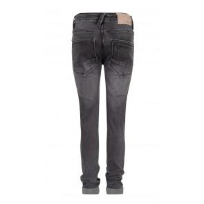 Indian blue jeans kids boys grey Ryan skinny fit in de kleur grey denim grijs