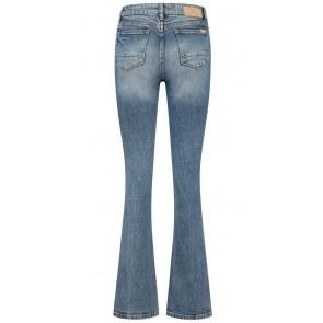 Circle of trust girls lizzy flared jeans broek in de kleur jeansblauw