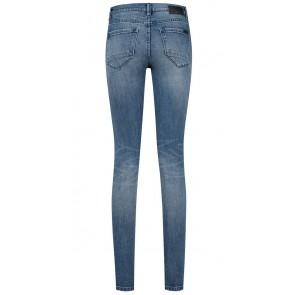 Circle of trust girls Pippa denim broek in de kleur jeansblauw