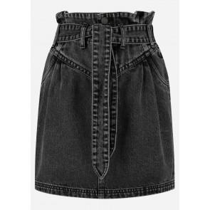 Circle of trust girls Dandy skirt  rok in de kleur antraciet grijs