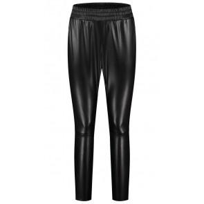 Circle of trust girls julia imitatie leren pants broek in de kleur zwart