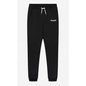 Nik en Nik kids boys William sweatpants broek in de kleur zwart