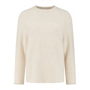 Circle of trust kids girls Jody knit gebreide trui in de kleur off white