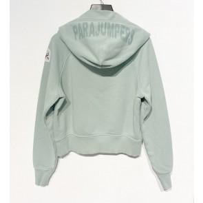 Parajumpers kids girls hoodie sweatshirt Holiday in de kleur zachtgroen