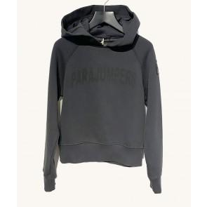 Parajumpers kids girls hoodie sweatshirt Holiday in de kleur antraciet grijs